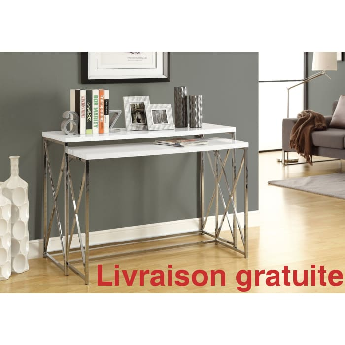 TABLE D'APPOINT  /  ACCENT TABLE 46 inch - Sports500.com