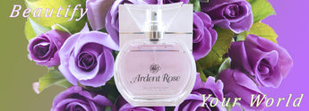 Ardent Rose Perfume Makes National News