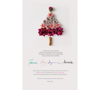 Fragrance Industry Association of North America Celebrates Ardent Rose Perfume