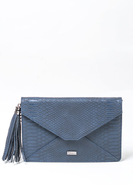 Dark Blue Cross-body Bag