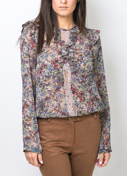 Flower Blouse