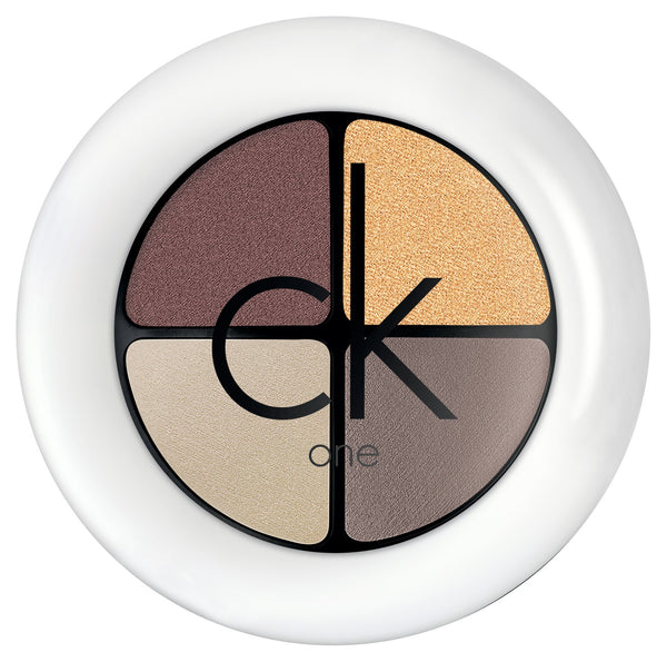 Calvin Klein ONE Powder Eyeshadow Quad - Doll Me Up Box