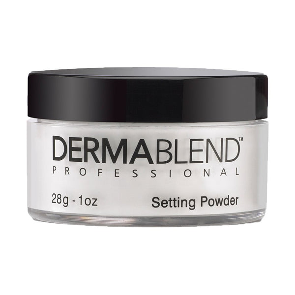 Dermablend Loose Powder - Travel Sized - Doll Me Up Box