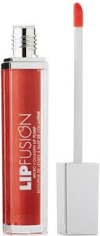 Fusion Beauty Color Shine Sheer Plumping Gloss - Doll Me Up Box