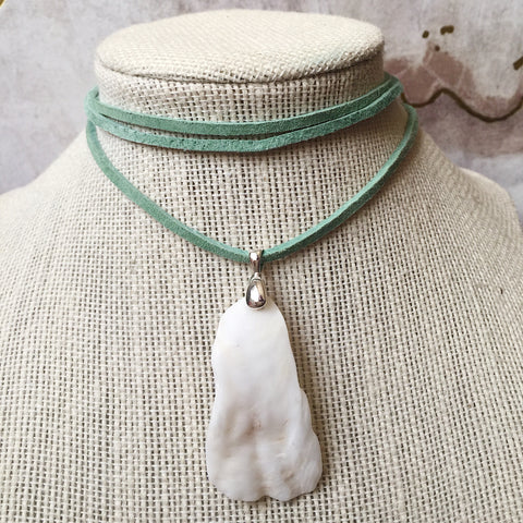 Atlantic Shell Choker