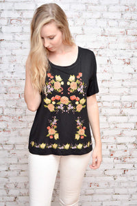 Embroider & Go Top