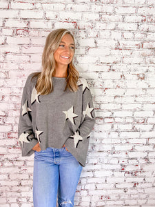 Follow Your Star Sweater