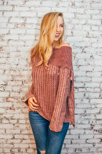 Red Bean Sweater