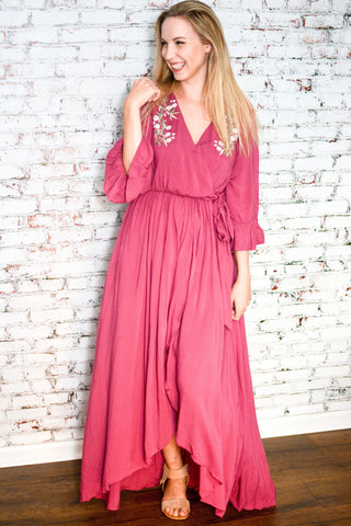 Berry Cute of You Maxi