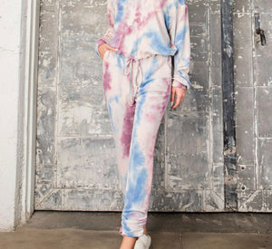 Cotton Candy Dreams Loungewear Joggers