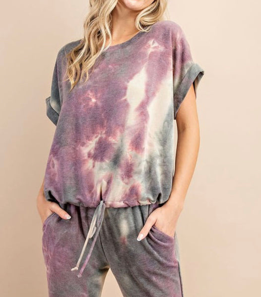 Cozy Day Loungewear Top