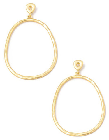 Perfect Gold Earrings