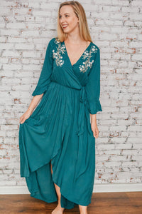 Teal Cute of You Maxi