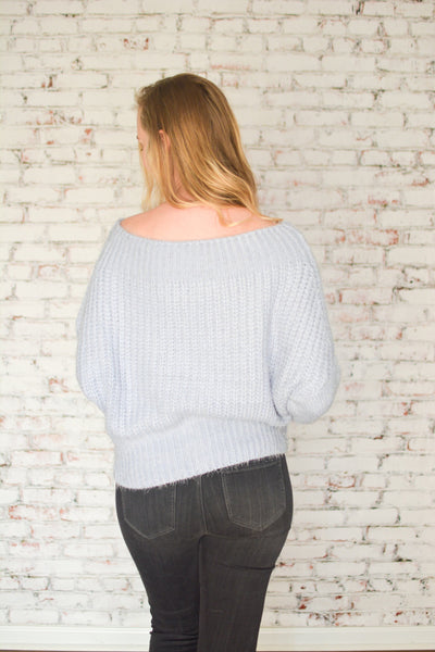 Winter Mist Sweater