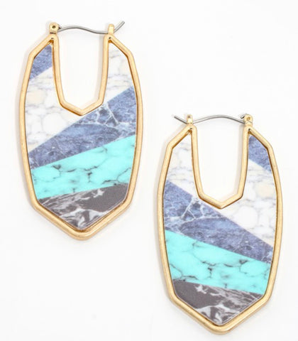 Take My Bid Earrings