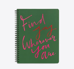 Find Joy Mini Notebook