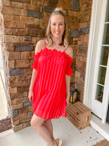 Fire Flames Dress