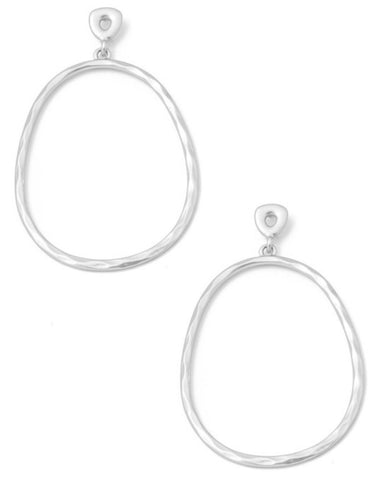 Perfect Silver Earrings