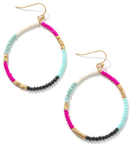 Love Your Tribe Earrings
