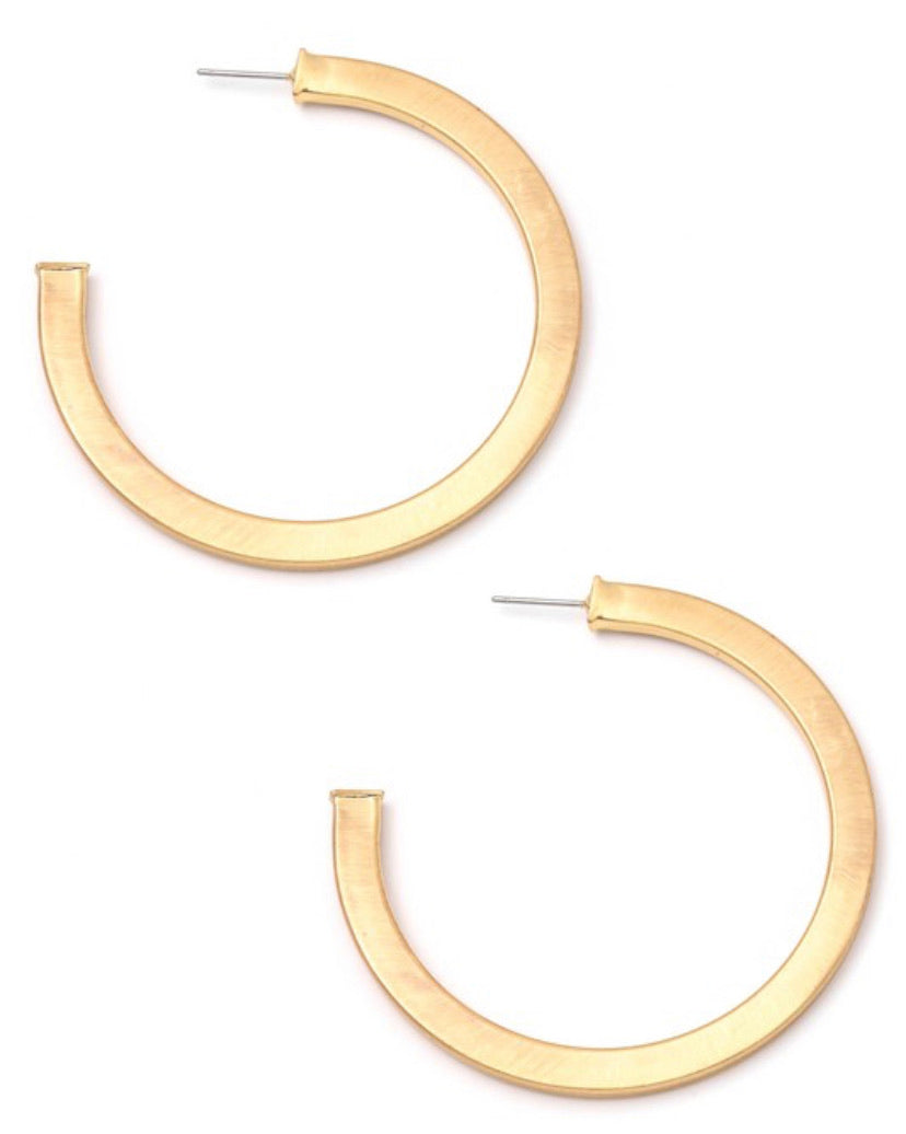 Go To Gold Earrings