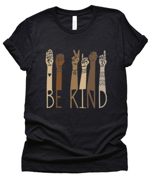 Be Kind T-Shirt - 100% of profit donated to Equal Justice Initiative