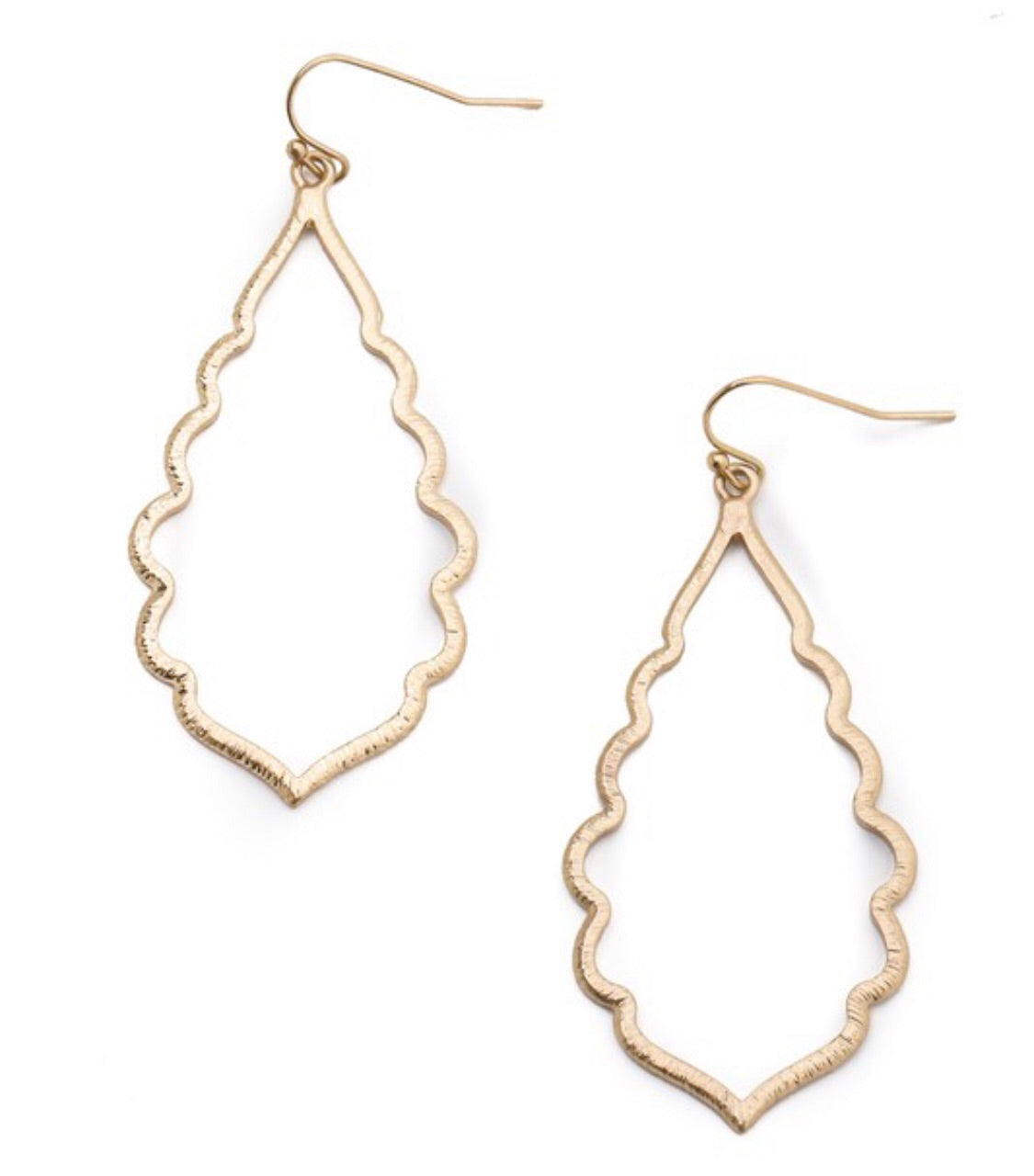 Simplicity is Key Earrings