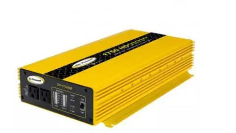 Go Power! 1750 Watt Heavy-Duty Modified Sine Wave Inverter GP-1750HD - Adventure RV Solar, Inverters - RV Solar, Go Power!- Adventure RV Solar