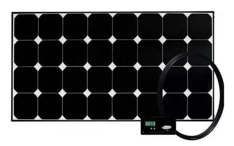 Go Power! Retreat 95 Watt RV Solar Kit RETREAT - Adventure RV Solar, RV Solar Panel Kits - RV Solar, Go Power!- Adventure RV Solar