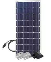 Solarland 100 Watt RV Solar Expansion Kit SLRV-100EX - Adventure RV Solar, RV Solar Panel Kits - RV Solar, Solarland- Adventure RV Solar