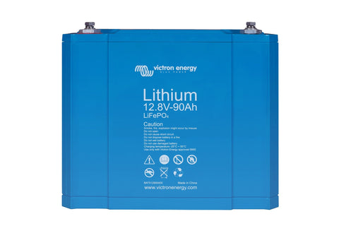 Batteries - Victron Energy 12,8 Volt Lithium-Iron-Phosphate Batteries