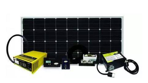 Go Power! Weekender Charging System 160 Watts WEEKENDER SW-160 - Adventure RV Solar, RV Solar Panel Kits - RV Solar, Go Power!- Adventure RV Solar