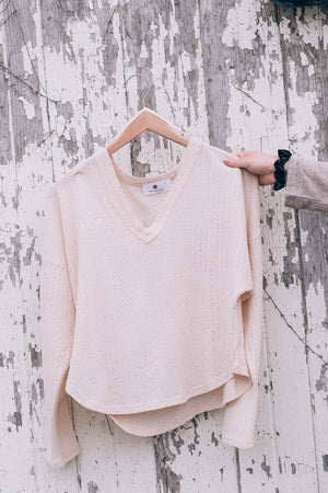 Light Basic Knit, natural