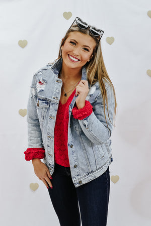 Be Iconic Jacket, Denim