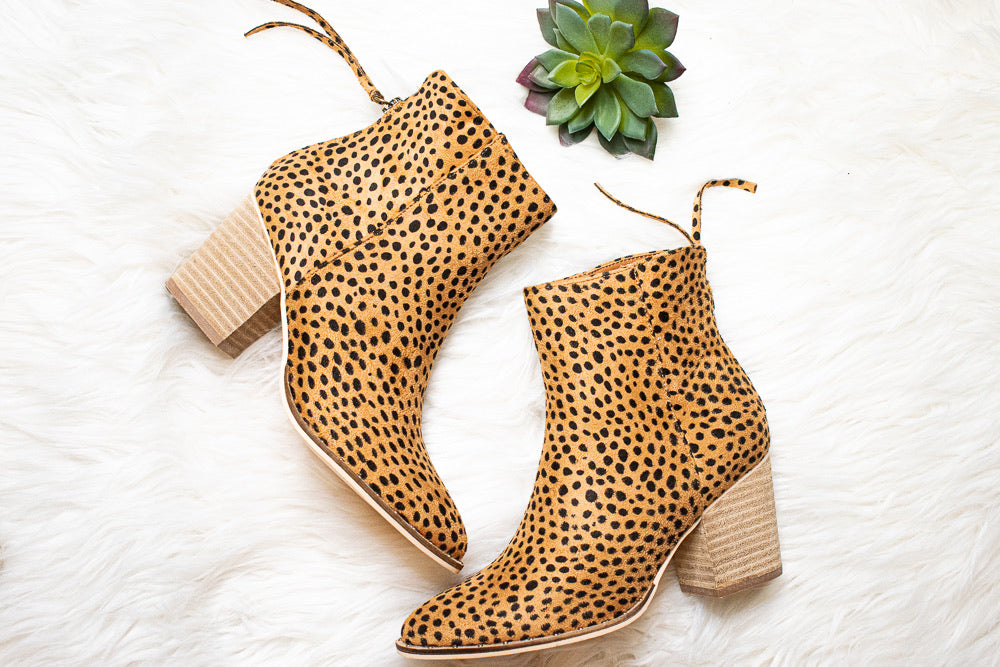 The Main Event Bootie, Cheetah