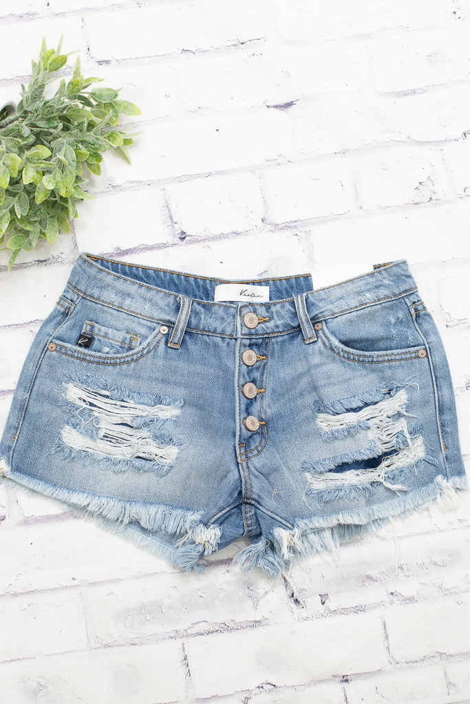 Cody Boyfriend Shorts