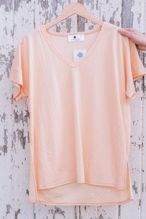 Back To The Basics Tee , Mango