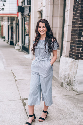 Here To Stay Jumpsuit