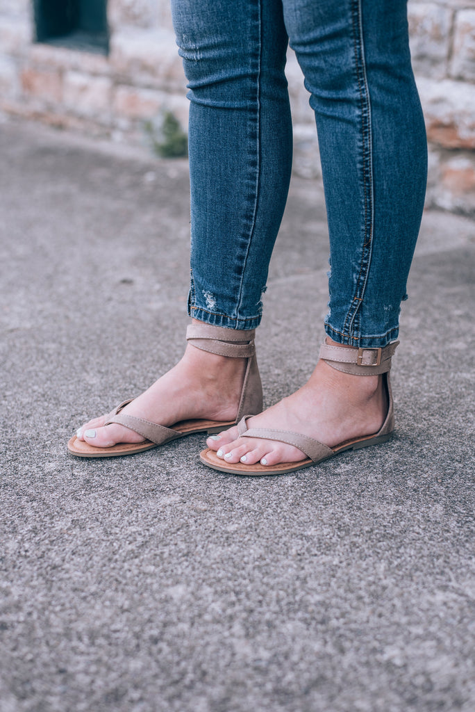 Jynx Wrap Around Sandal