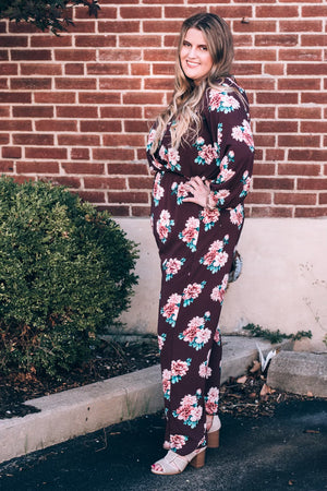 Fall For You Jumpsuit +