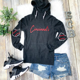 Cincinnati Baseball Patched Pullover