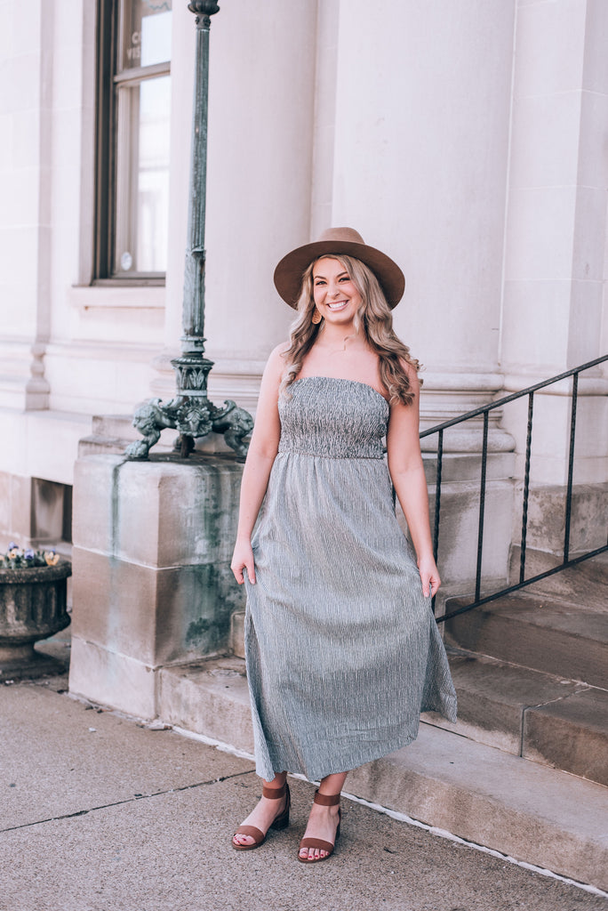 Sweeter By The Hour Maxi Dress