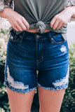 Perfect Fit Denim Shorts