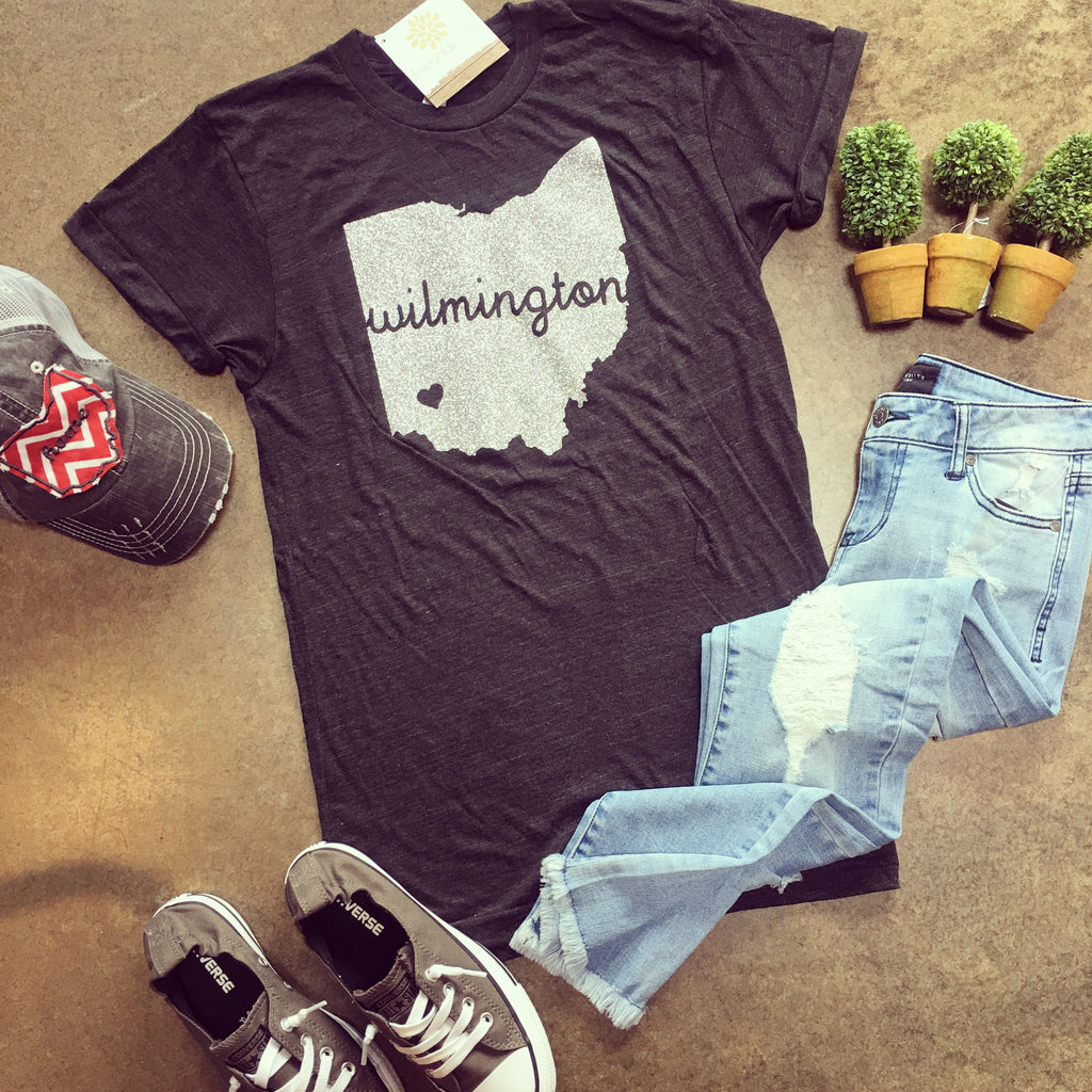 Wilmington Sparkle Tee