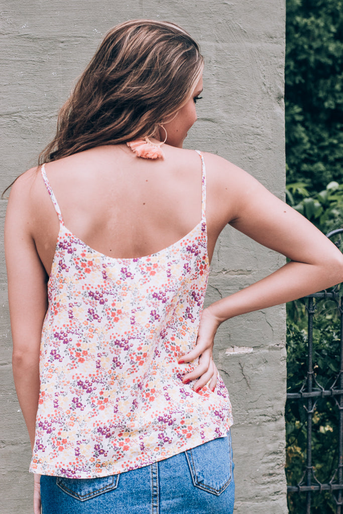 Wildflower Cami Tank