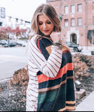 Mandy Striped Tunic