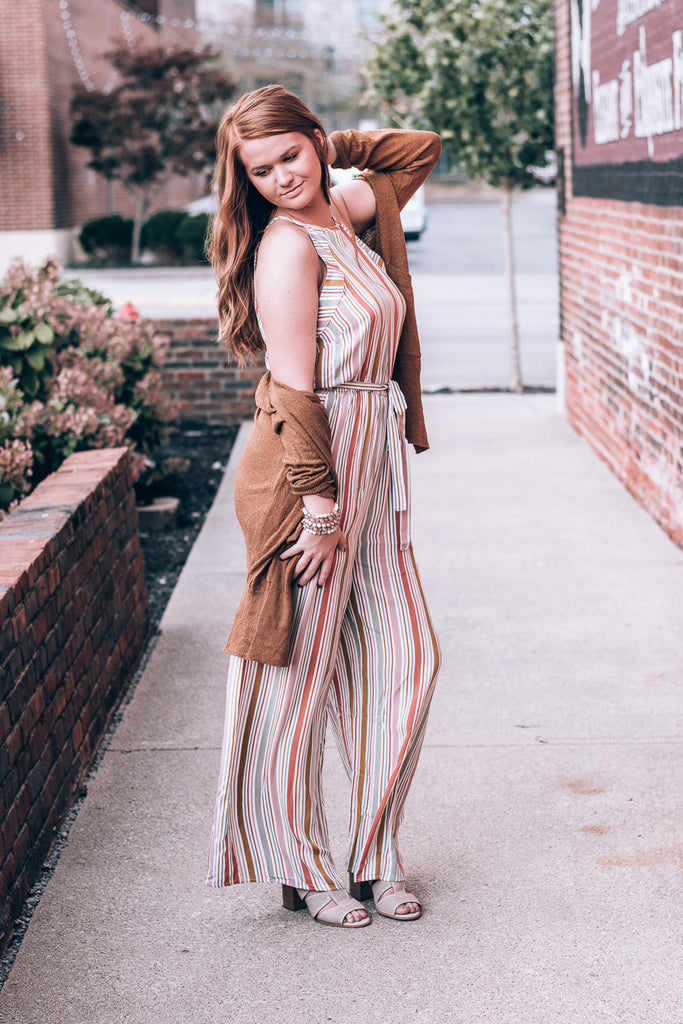 Yellow Springs Jumpsuit