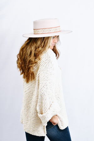 Never Better Sweater, Cream