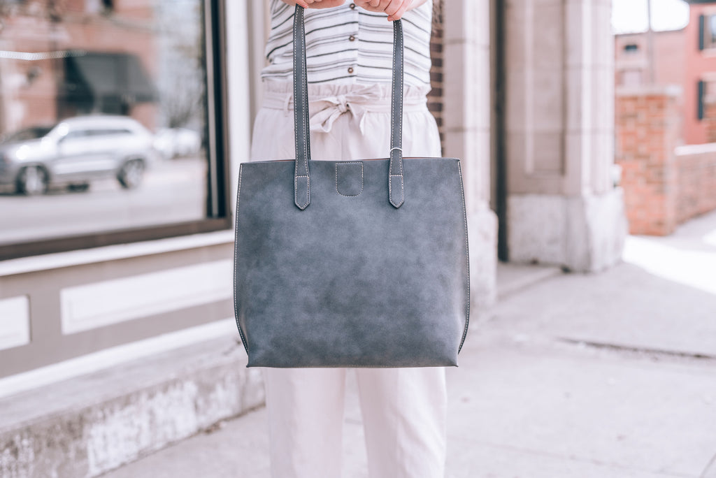 Finally Found Tote, Steel