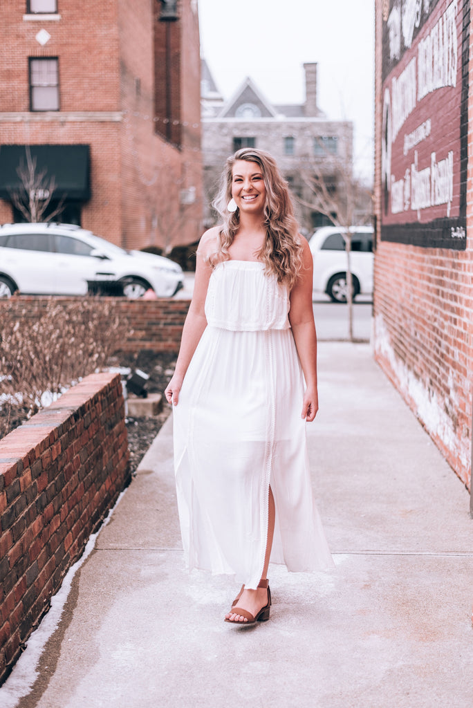 Bride to Be Maxi