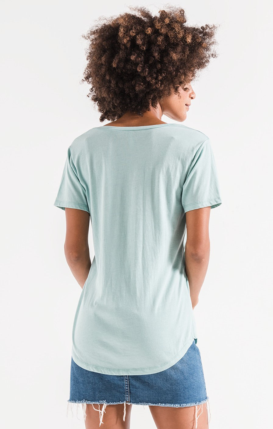 The Pocket Tee, Fair Aqua